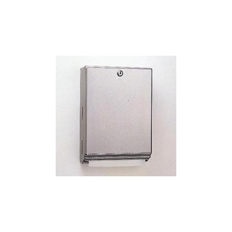Stainless Steel C-Fold / Multifold Towel Dispenser