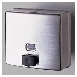 Contura Surface-Mounted Soap Dispenser, 40-oz., S.S.
