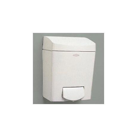 Matrix Liquid Soap Dispenser, 50-oz., White