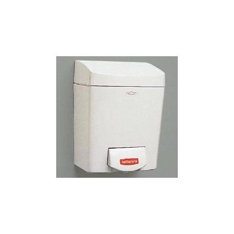 Matrix Antibacterial Soap Dispenser, 50-oz., White