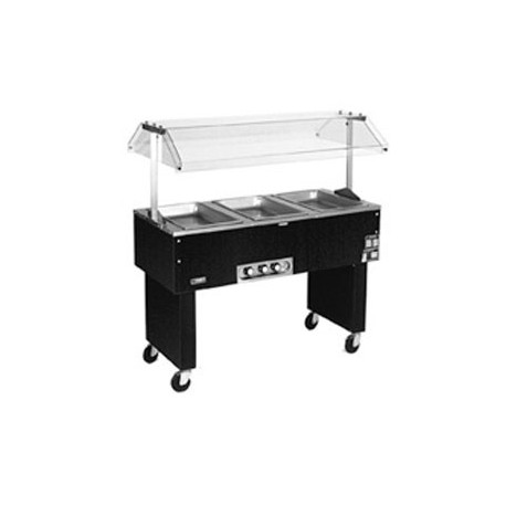 """Buffet Steam Table, Electric, 63"""""""