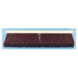 Stiff Polypropylene Floor Brush Push Broom