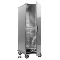 Economy Cabinet, Mobile Heater/Proofer, Non-Insulated, 34-pan, Solid Door
