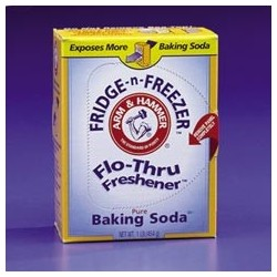 Baking Soda, Fridgen Freezer Pack , 16-oz Box