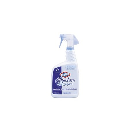 Clorox Anywhere Hard Surface Sanitizing Spray, 32-oz. SH