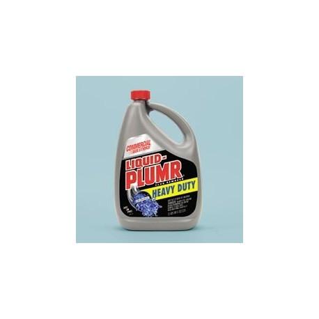Liquid Plumr Heavy Duty Drain Cleaner Clog Remover, 80-oz