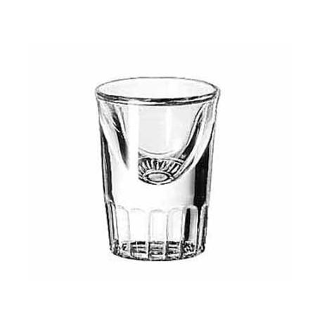 1 OZ Flutted x No Line, Shot Glasses