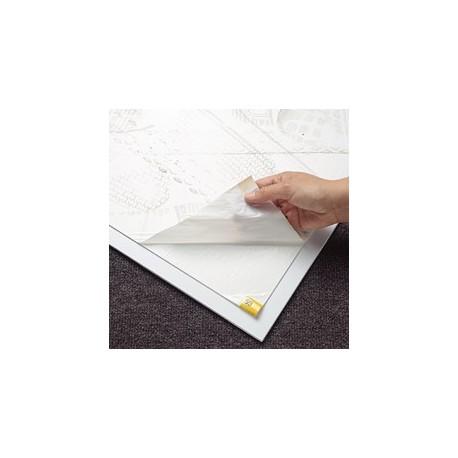 Adhesive Mats. 60-Sheet Refill Pad