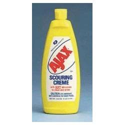 Ajax Scouring Creme, 12-oz.
