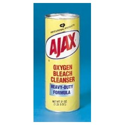 Ajax Oxygen Bleach Powder Heavy Duty Cleanser, 21-oz.