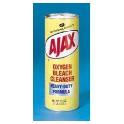 Ajax Oxygen Bleach Powder Heavy Duty Cleanser, 21-oz.