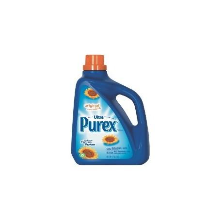 Ultra Purex 2X TE Liquid Laundry Detergent, 150-oz