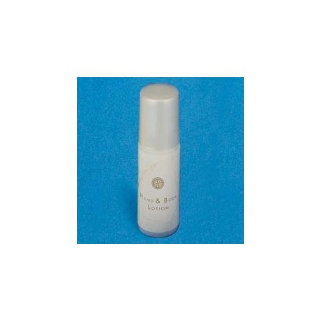 White Marble Guest Amenities Moisture Riche Hand & Body Lotion