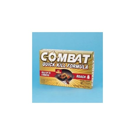 Combat Quick Kill Roach Formula Baits for Roaches