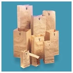 Kraft Standard Duty Paper Bags 10-lb