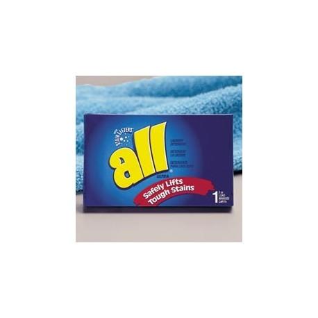 All Ultra Powder Laundry Detergent, 2-oz.