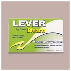 Lever Powder Chlorine Bleach, 2-oz. Vending