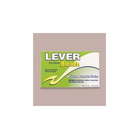 Lever Powder Chlorine Bleach, 2-oz. Vending