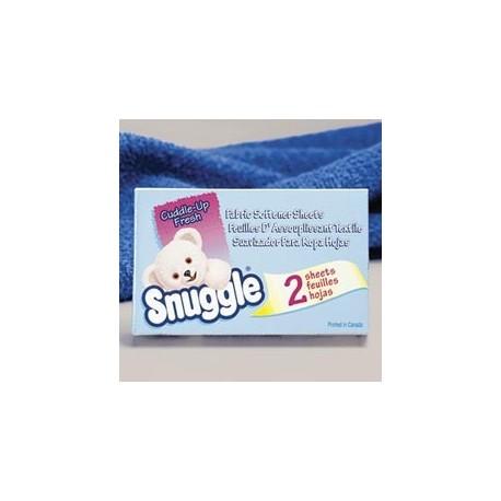Snuggle Fabric Softener Sheets, Vending