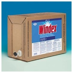 Windex in 5 Gallon Bag-In-Box Dispenser