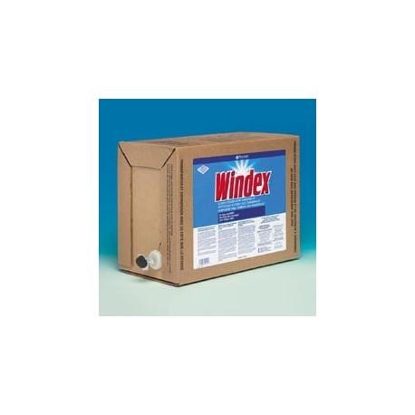 Windex in 5 Gallon Bag-In-Box Dispenser