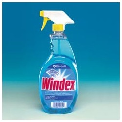 Windex Ready-to-Use Glass Cleaner, 32-oz. Trigger Sprayer, Non-UPSable