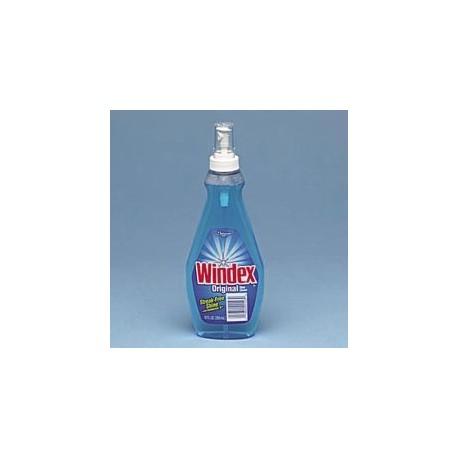 Windex Ready-to-Use Glass Cleaner 12oz Pump Sprayer