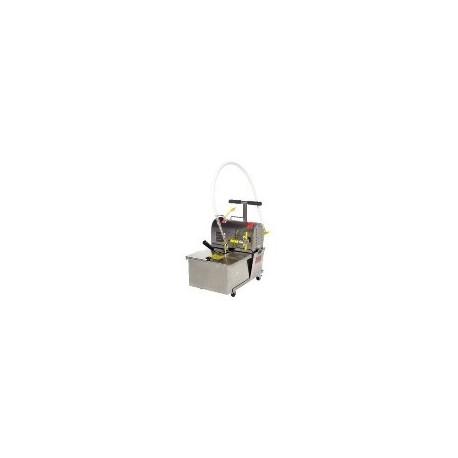 Fryer Filter, Mobile, 65 lb, One-Way Pump
