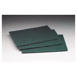 General Purpose Commercial Scouring Pad, Green
