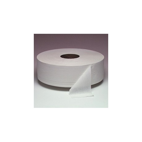 "12"" Senior Jumbo Roll Bathoom Toilet Tissue,  2-Ply"