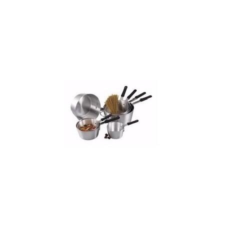 Aluminum Sauce Pan 4 1/2 Quart