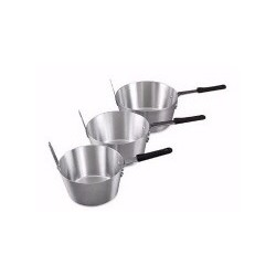 Aluminum Fryer Pan 5-1/2 Quart
