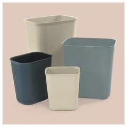 Fiberglass Wastebasket, 7-Qt.