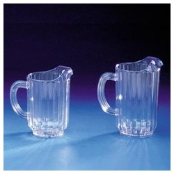 Clear Bouncer Pitchers, 32-oz.