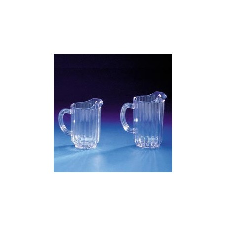 Clear Bouncer Pitchers, 60-oz