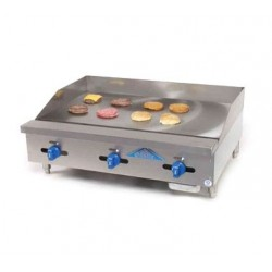 """Griddle, Countertop, Manual, Gas, 36"""""""