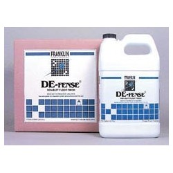 DeFense Non-Buff Floor Finish, Gallons