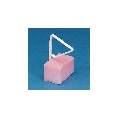 Toilet Bowl Hanger Blocks, 3.5-oz. Para, Cherry