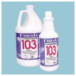 Conqueror 103 Odor Counteractant Concentrate, Cherry, Gallons