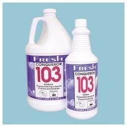 Conqueror 103 Odor Counteractant Concentrate, Mango, Gallons