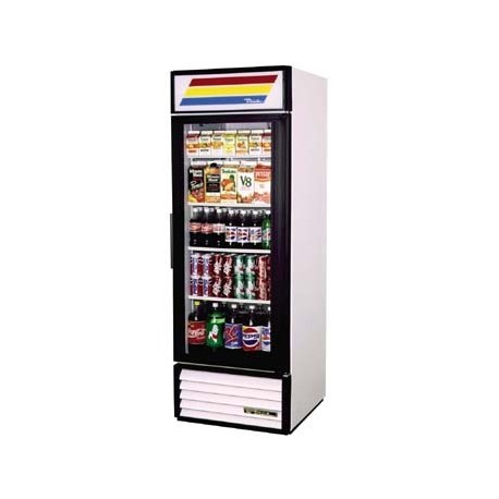 Refrigerated Merchandiser, One-Section, 23 cu. ft.