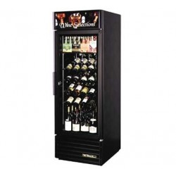 Wine Merchandiser, One-Section, 23 cu. ft.