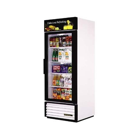 Refrigerated Merchandiser, One-Section, 26 cu. ft.