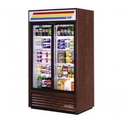 Refrigerated Merchandiser, Two-Section, 37 cu. ft.
