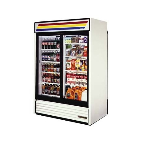 Refrigerated Rear-Load Merchandiser, Two-Section