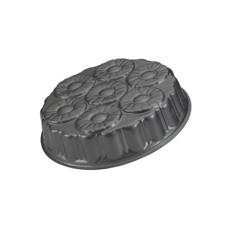 Pro Form Pineapple Upside Down Cake Pan, 8 Cup