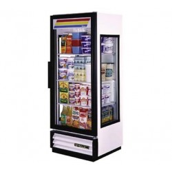 Glass End Merchandiser, One-Section, 12 cu. Ft.