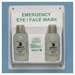 Double EyeFace Wash Station