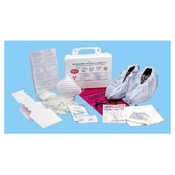 Bloodborne Pathogen Cleanup Kit