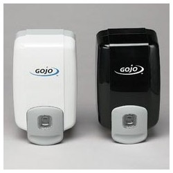NXT MAXIMUM CAPACITY 2000 ml Soap Dispenser, White